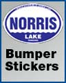 Norris lake Bumper sticker